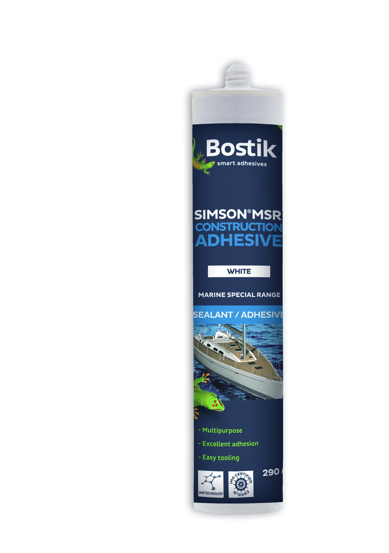 Simson MSR CA – Bostik