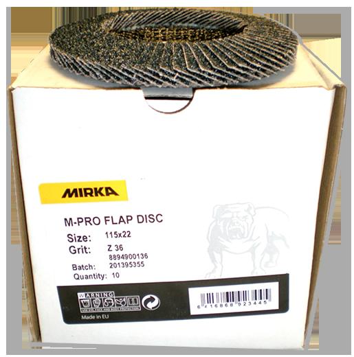 M-pro Flap Disc – Mirka