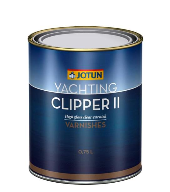 Yachting Clipper II – Jotun