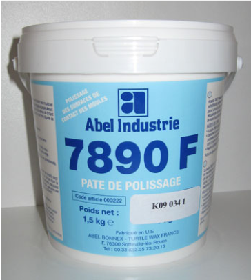 Polishing slurry 7890 F – Abel Industrie