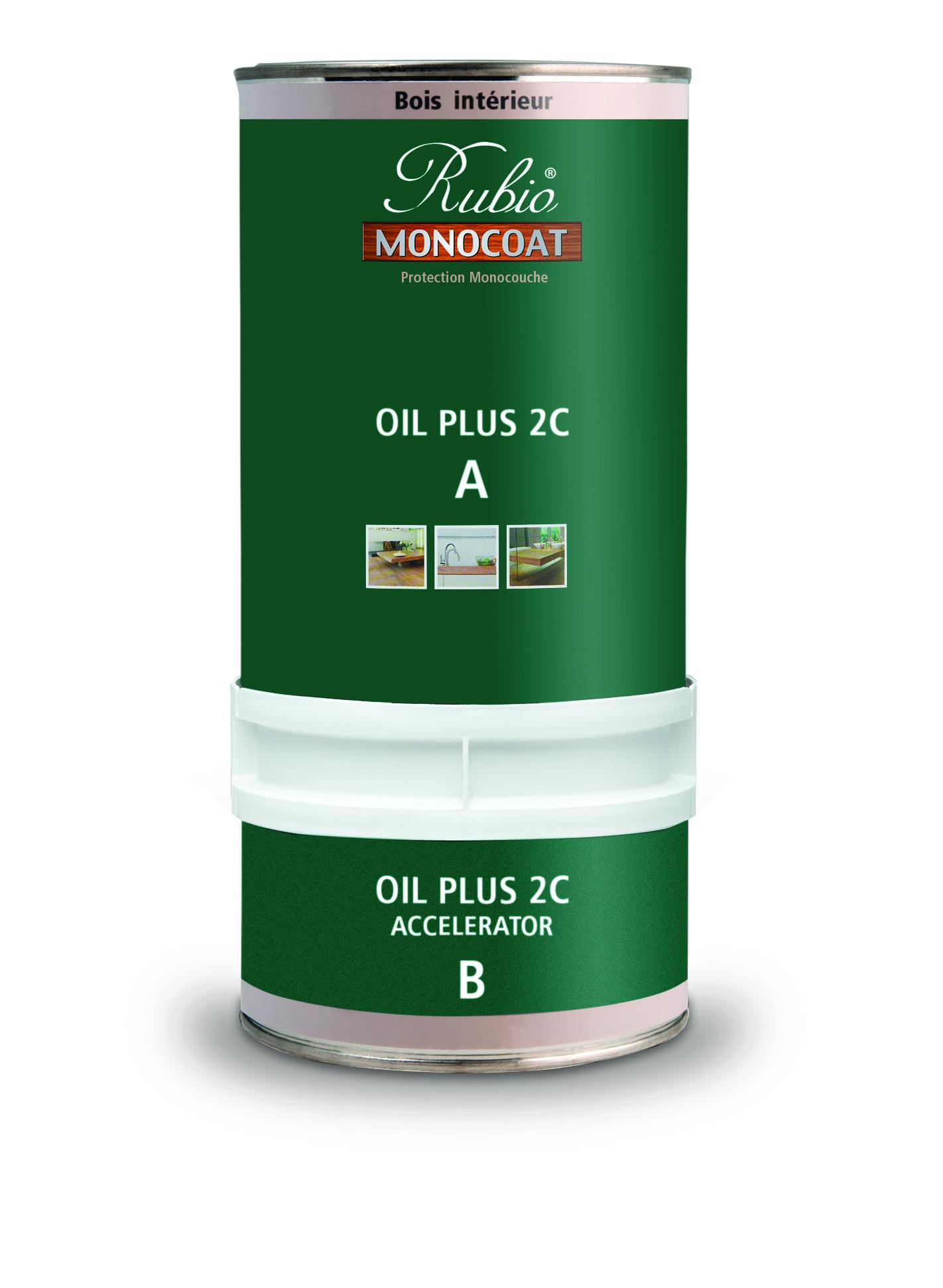 OIL PLUS 2C TENDANCE BOIS COMPL A+B